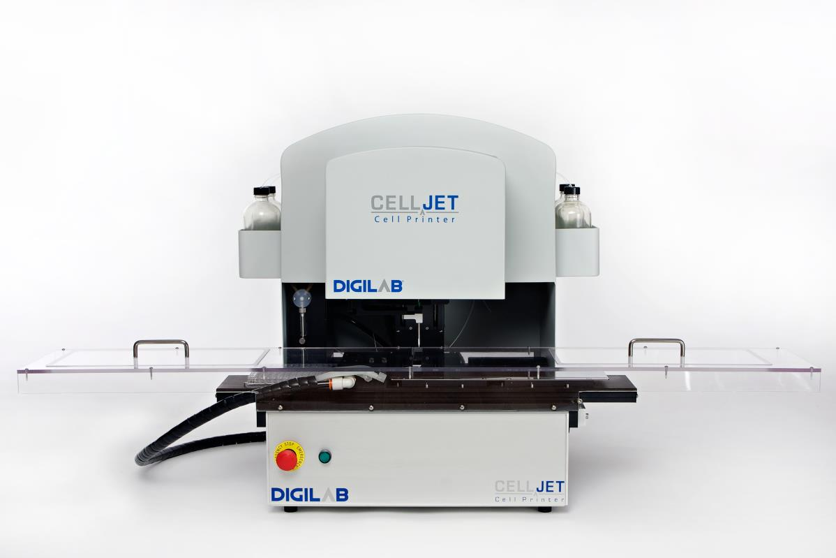 CELLJET SQ Cell Printer