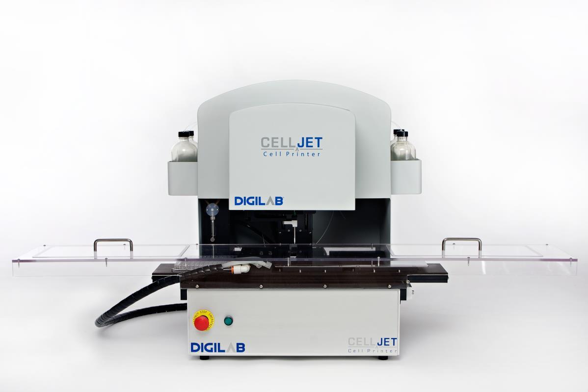 CELLJET SQ Cell Printer